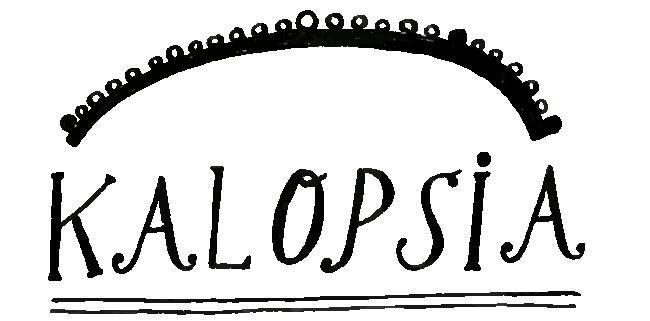 Kalopsia